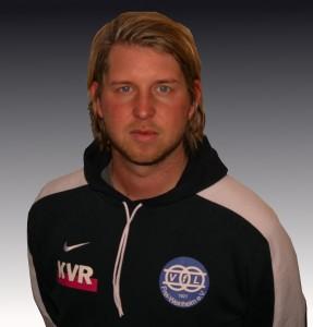 Geht in sein 3. Jahr als Cheftrainer, David Klose (34)