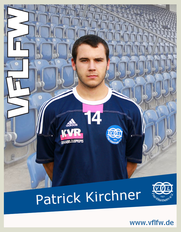 Tor und Assist, Matchwinner Patrick Kirchner