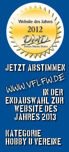 website des Jahres