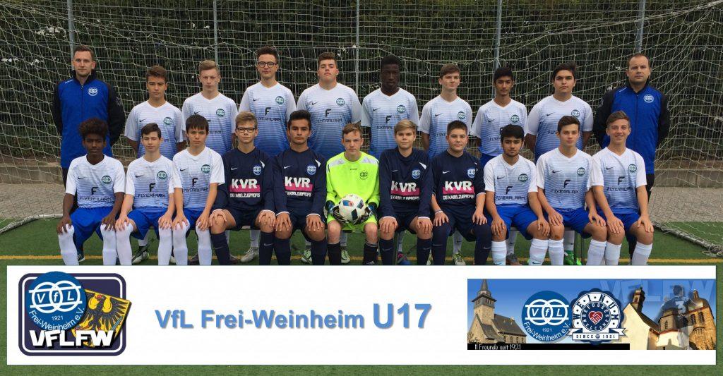 VfLFW U17 2017/18