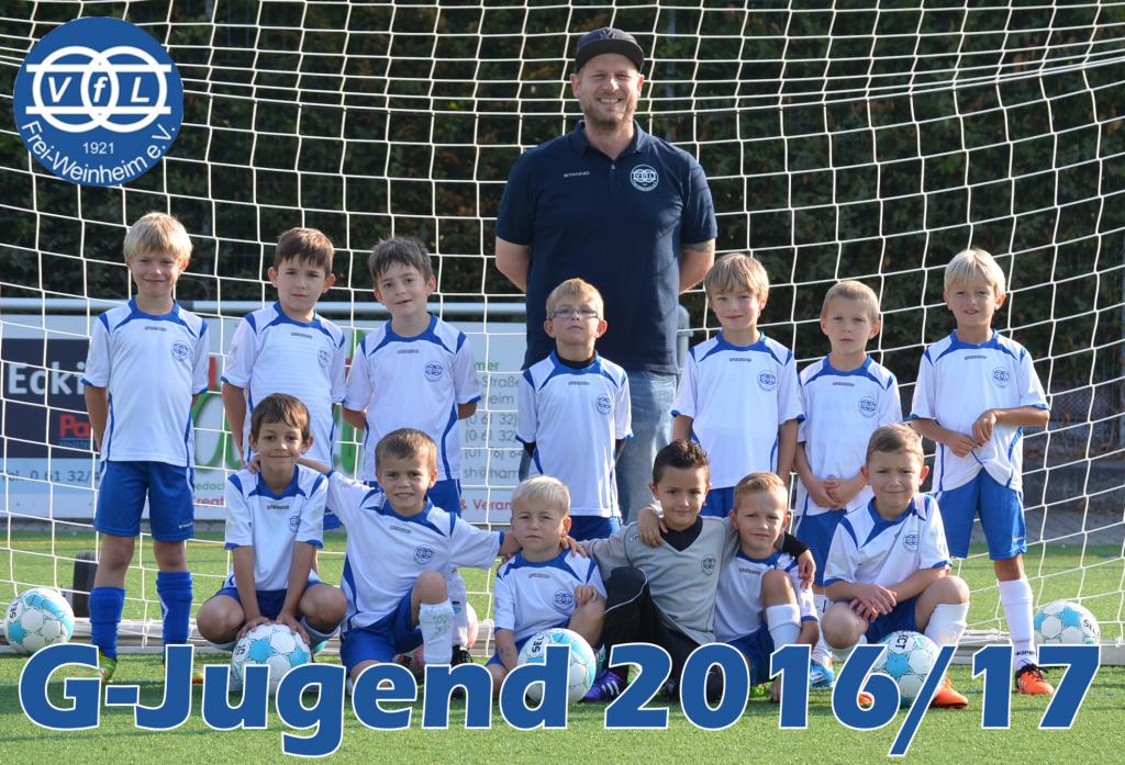 G-Jugend 2016/17
