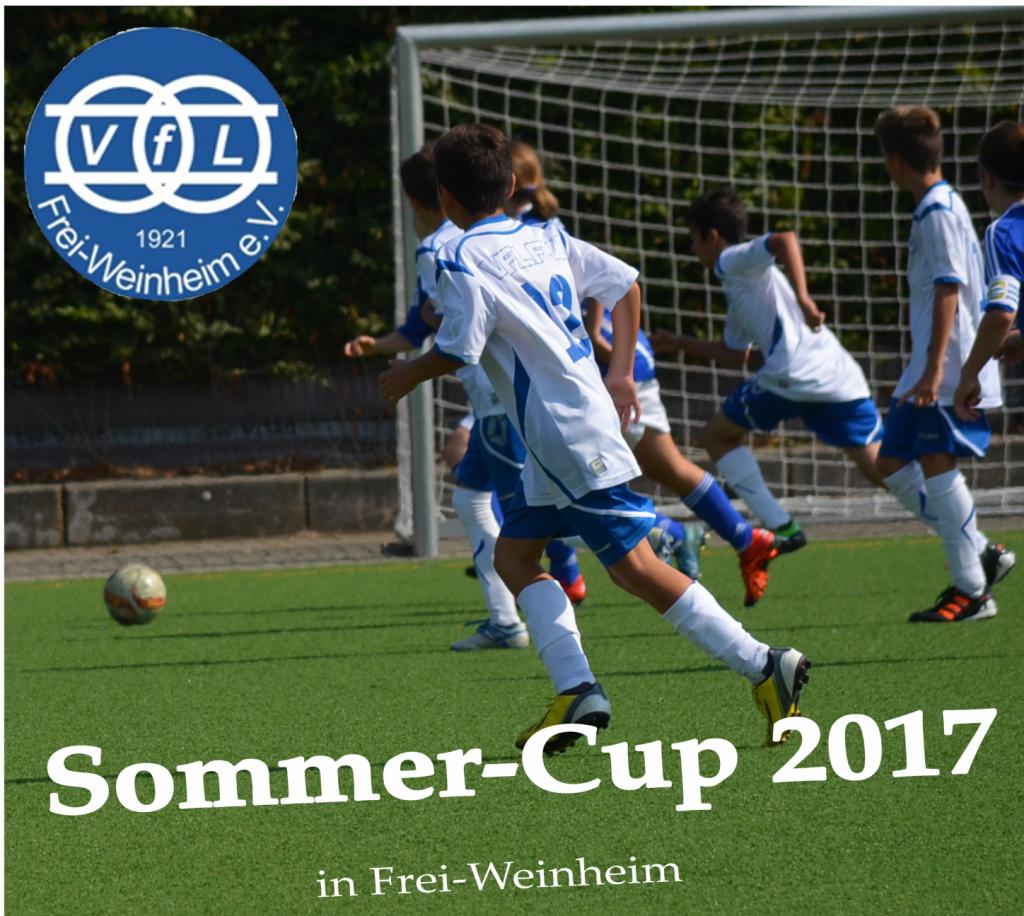 VfL Frei-Weinheim Sommer Cup 2017