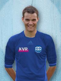 Fehlt im Test gegen Presberg. Jannik Bambach
