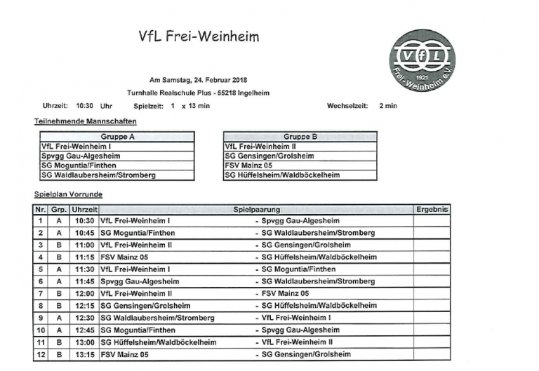 Ah Mainz 05